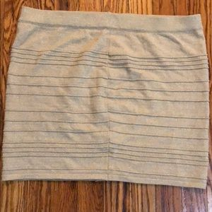 Worn once Charlotte Russe mini skirt